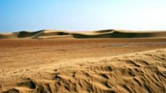 Sand Dunes 30741