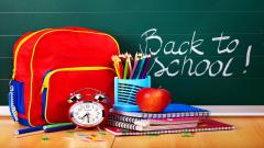 School Supplies Wallpaper 40828