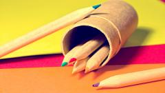 School Supplies Wallpaper 40830