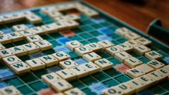 Scrabble Game Wallpaper 44096