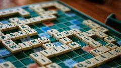 Scrabble Game Wallpaper 44096