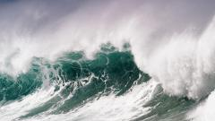 Sea Storm Wallpaper 32290