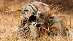 Sniper Camo Wallpaper 44095