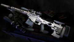 Sniper Rifle Wallpaper 44088