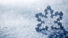 Snowflake Background 18285