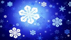 Snowflake Background 18295