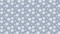 Snowflake Background 18296
