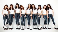 SNSD Wallpaper Background HD 11090