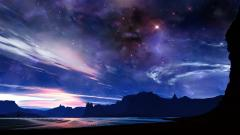 Starry Sky Wallpaper 27474