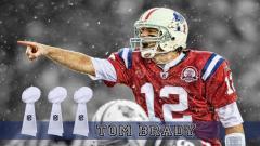 Tom Brady Wallpaper 9643
