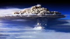 Volcano Smoke Wallpaper 42556