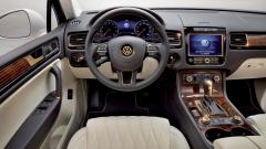 Volkswagen Touareg Interior Wallpaper 42964