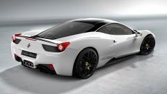 White Ferrari 36134