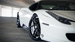 White Ferrari HD 36125