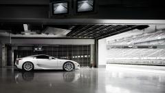 White Ferrari Wallpaper 36127