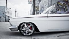 White Impala Wallpaper 42518