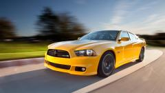 Yellow Car Wallpaper 32630