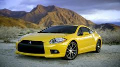 Yellow Car Wallpaper 32645