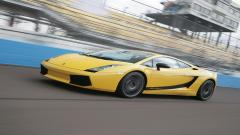 Yellow Lamborghini 35090