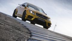 Yellow Mercedes Wallpaper 23522