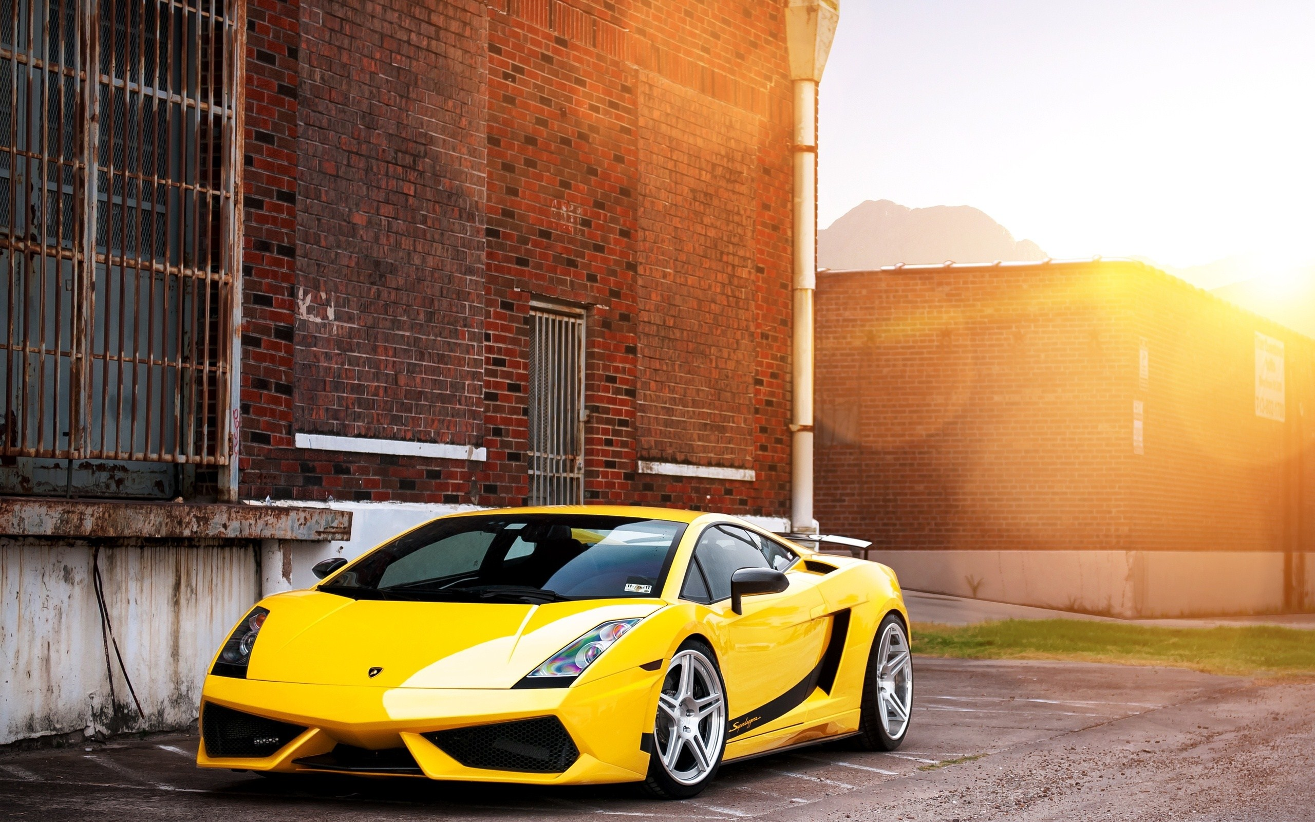 yellow lamborghini wallpaper hd 35097 2560x1600 px