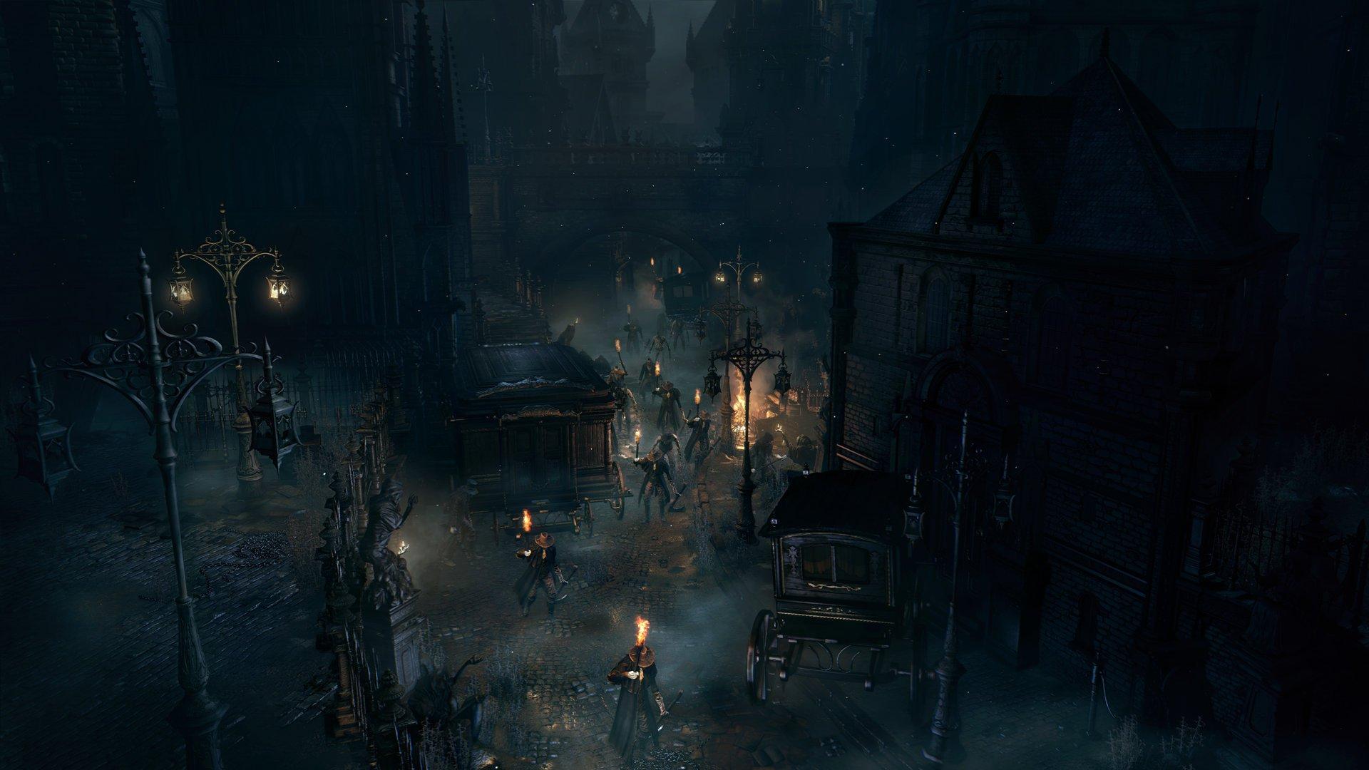 bloodborne video game wallpaper 48821
