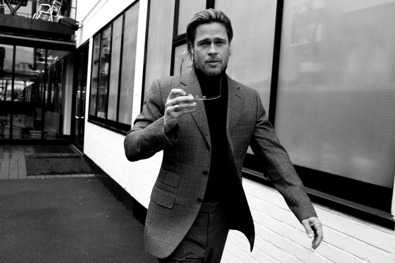 Brad Pitt iPhone Wallpaper ...