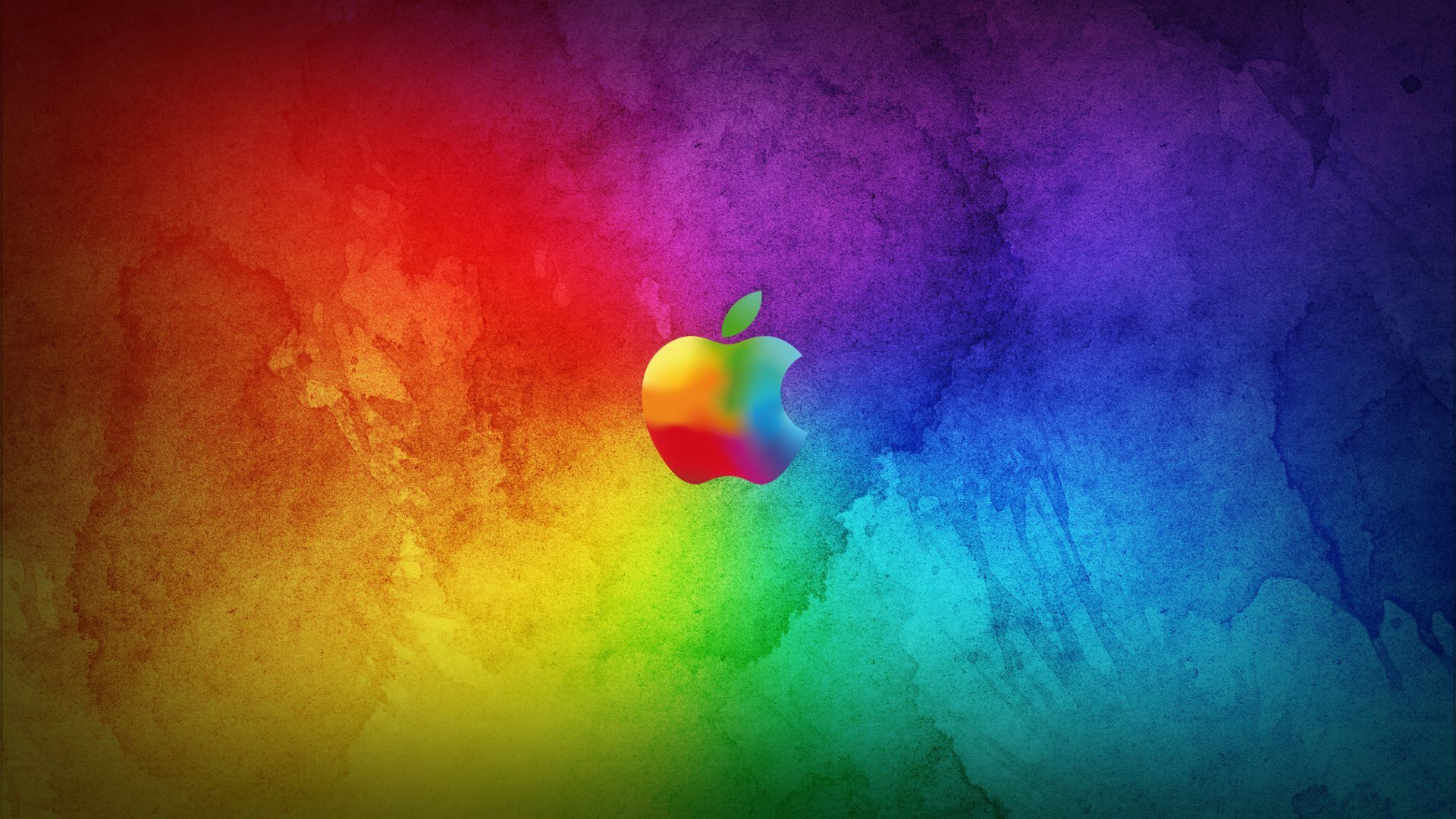 colorful apple wallpaper 45171