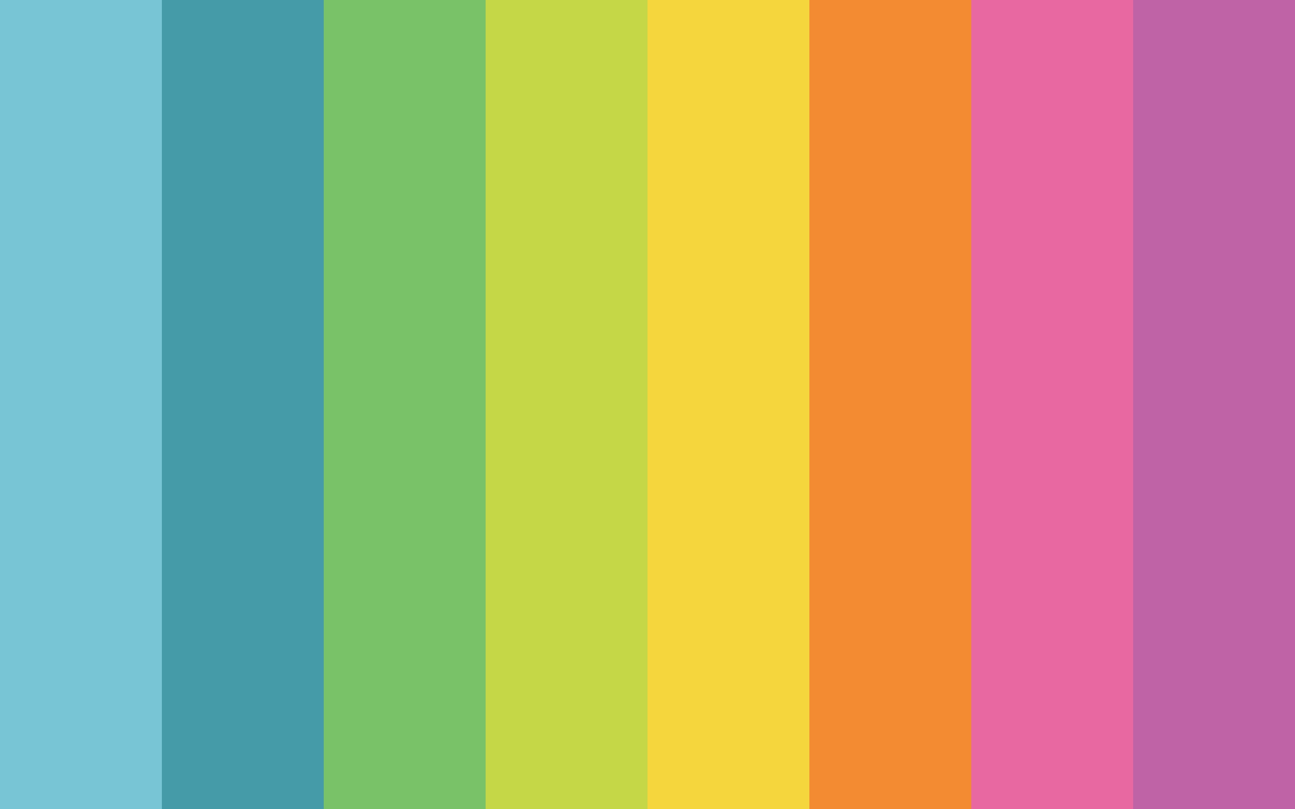 Minimal Rainbow Wallpaper 45360