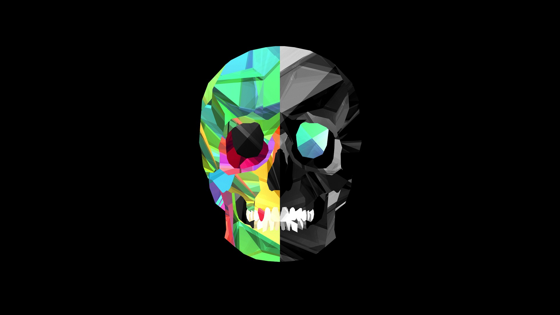 download skull wallpaper 48322 1920x1080 px high definition wallpaper
