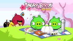Angry Birds Seasons Wallpaper 47329