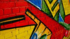 Colorful Graffiti Background 45581