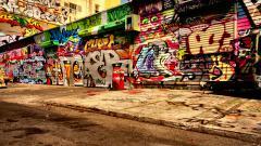 Graffiti Wallpaper HD 45578