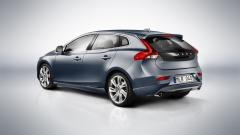 Volvo v40 Rear View Wallpaper 46852