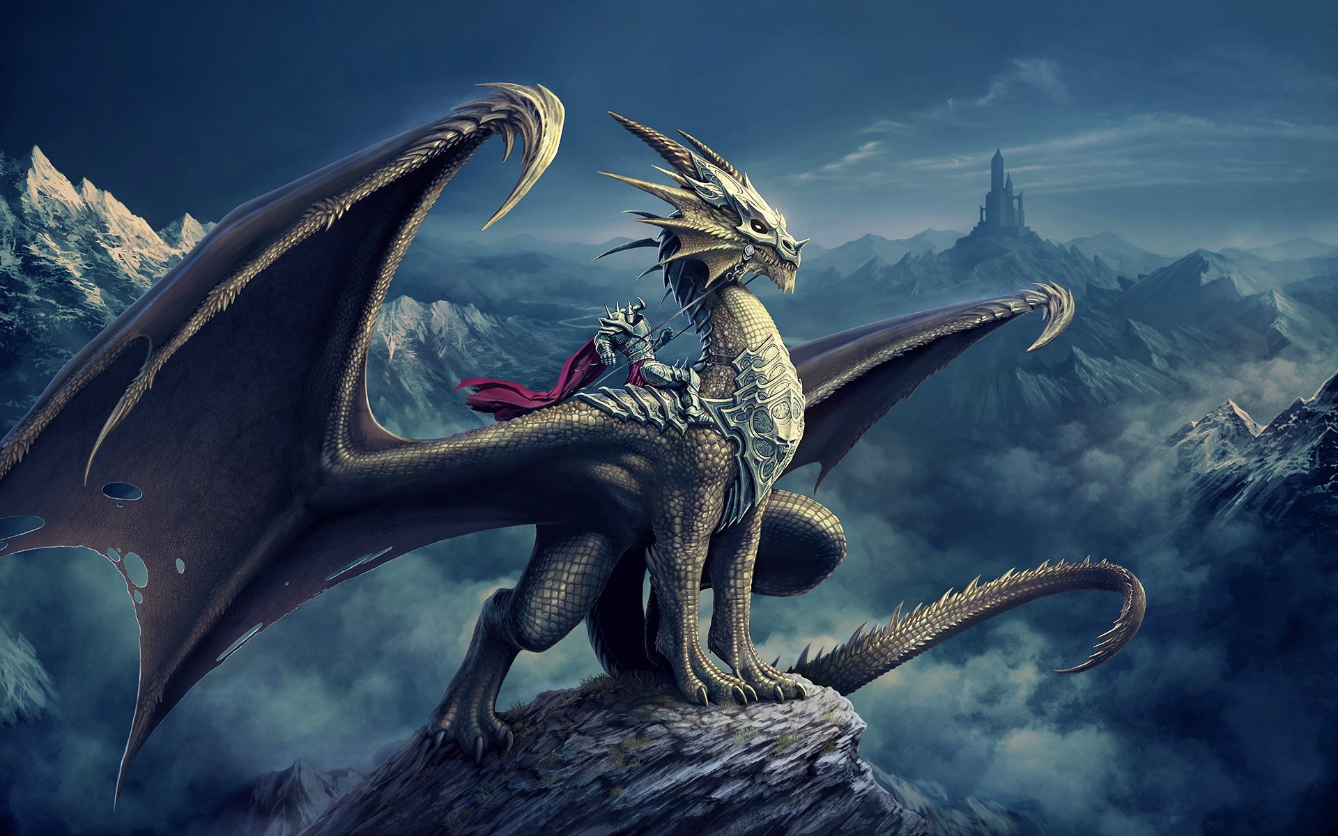 awesome dragon wallpaper 45893