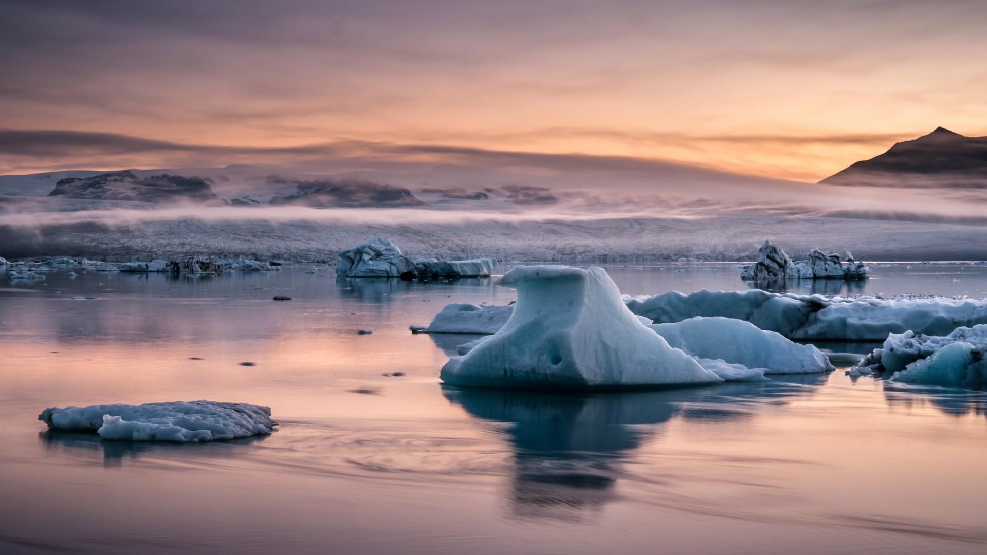 beautiful glacier wallpaper 45692