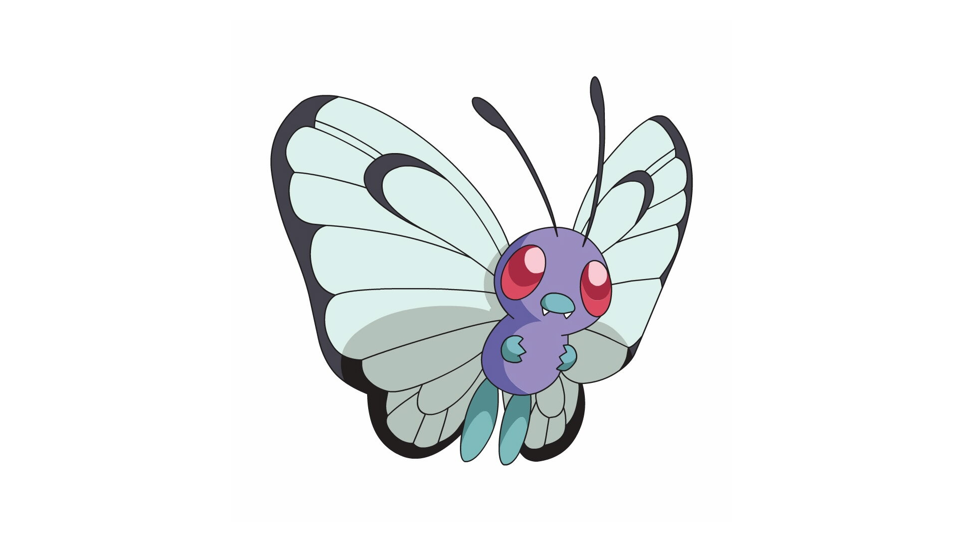 butterfree wallpaper 48060