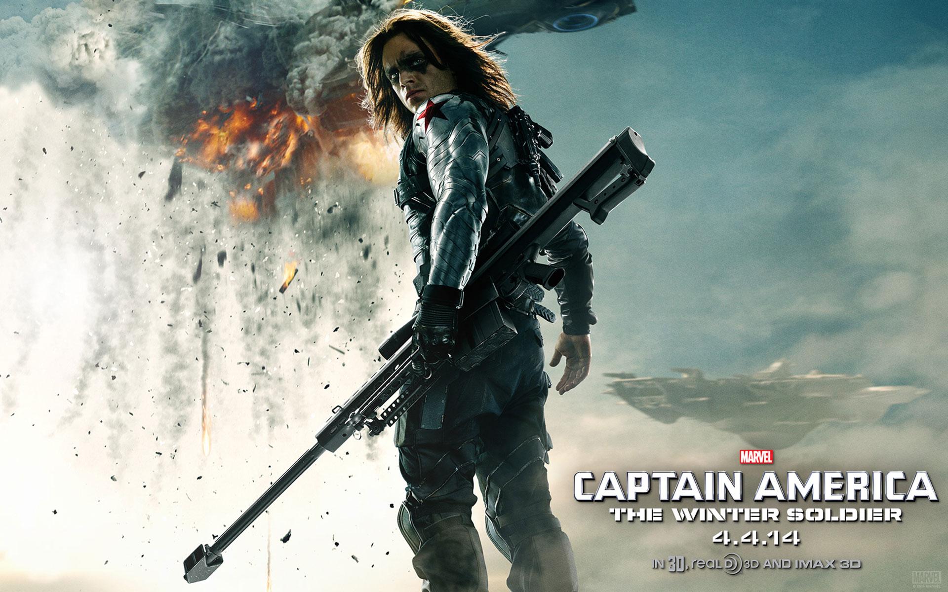 captain america winter soldier wallpaper 46293