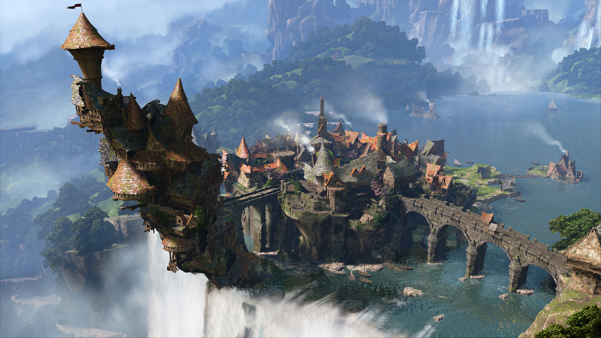fable legends island screenshot wallpaper 48887