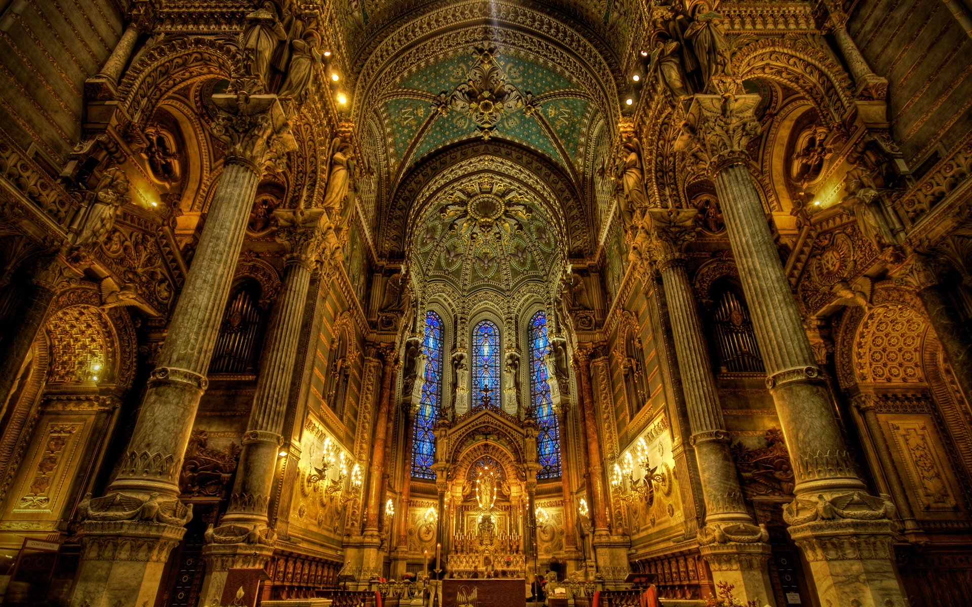 gorgeous church wallpaper 46301