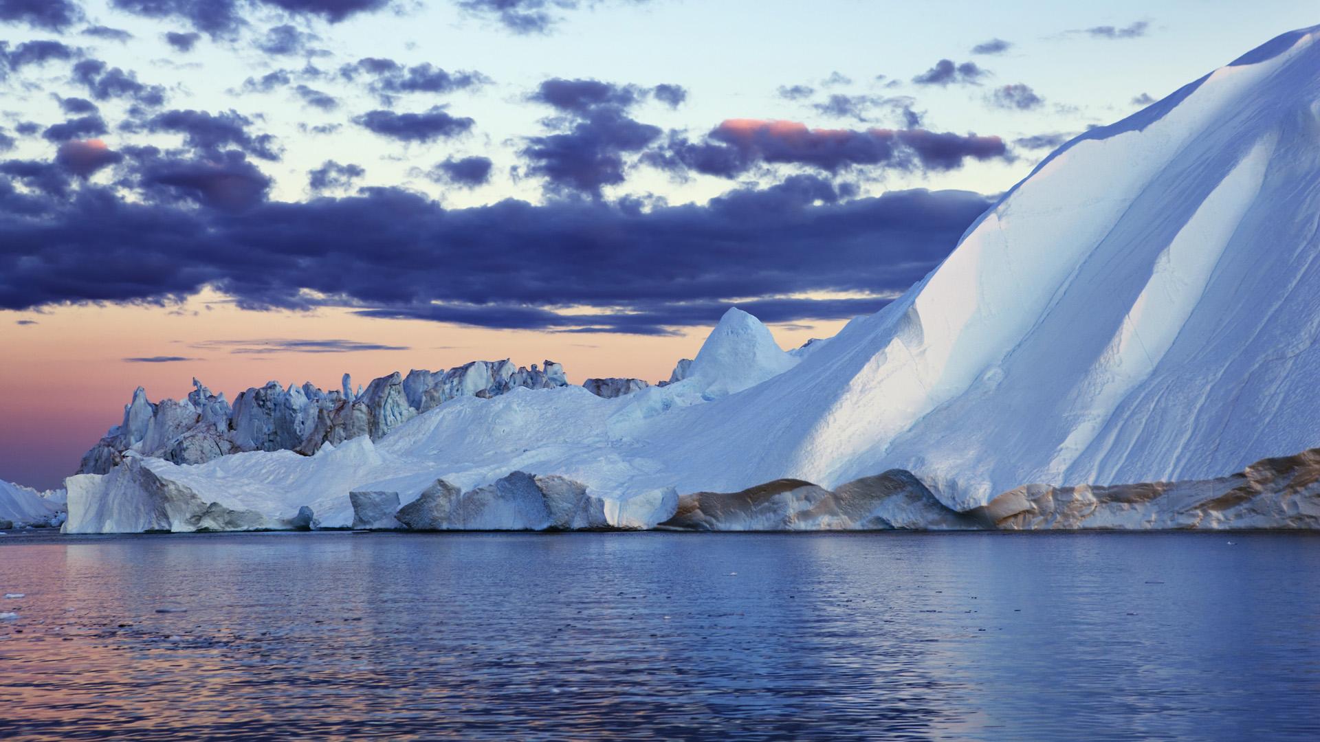 gorgeous iceberg wallpaper 45695