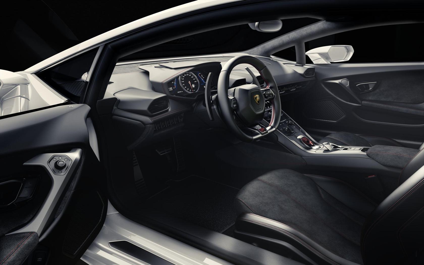 Lamborghini Huracan Lp 610 4 Interior Wallpaper 48583 1680x1050px