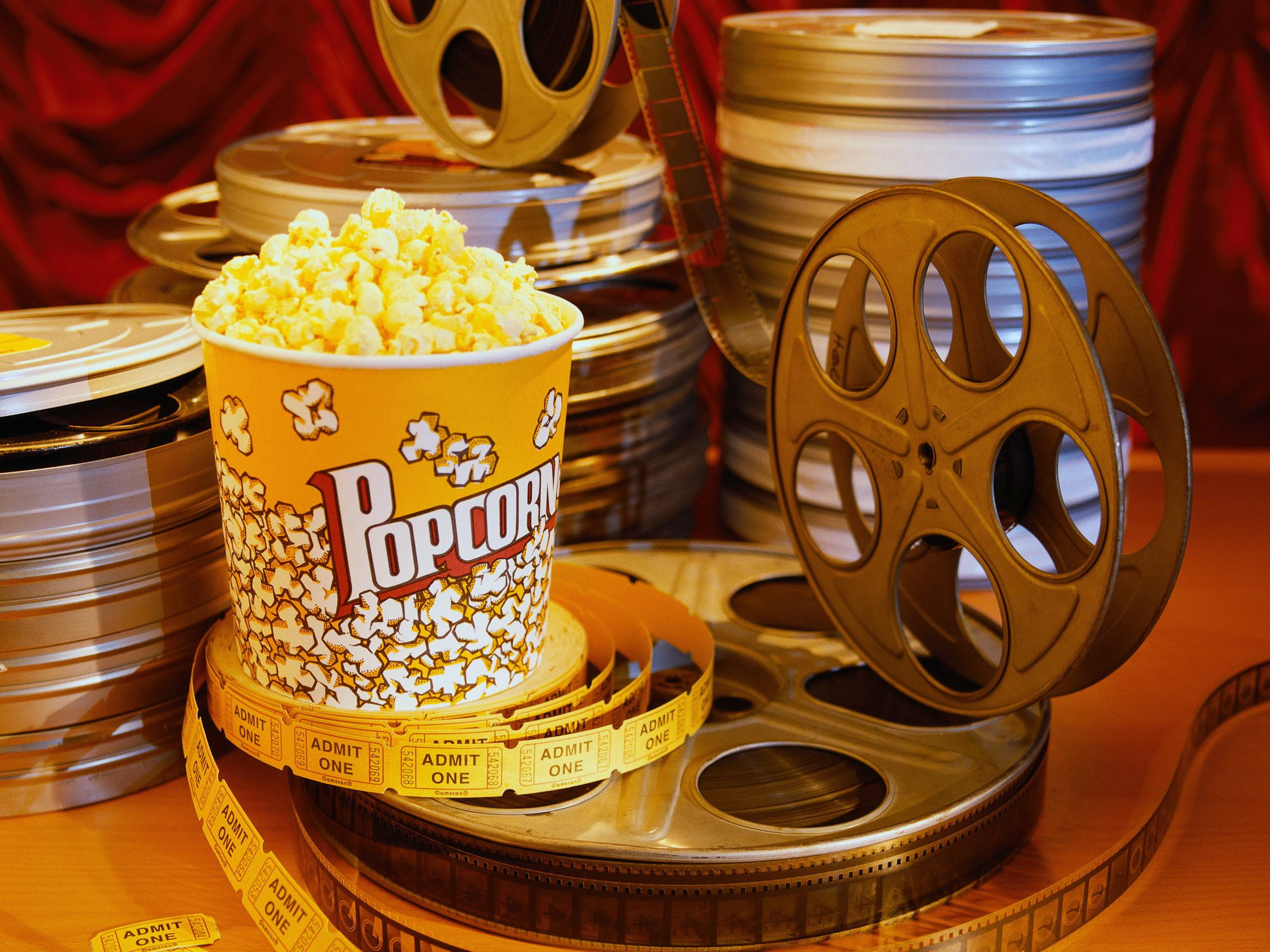popcorn wallpaper 47474