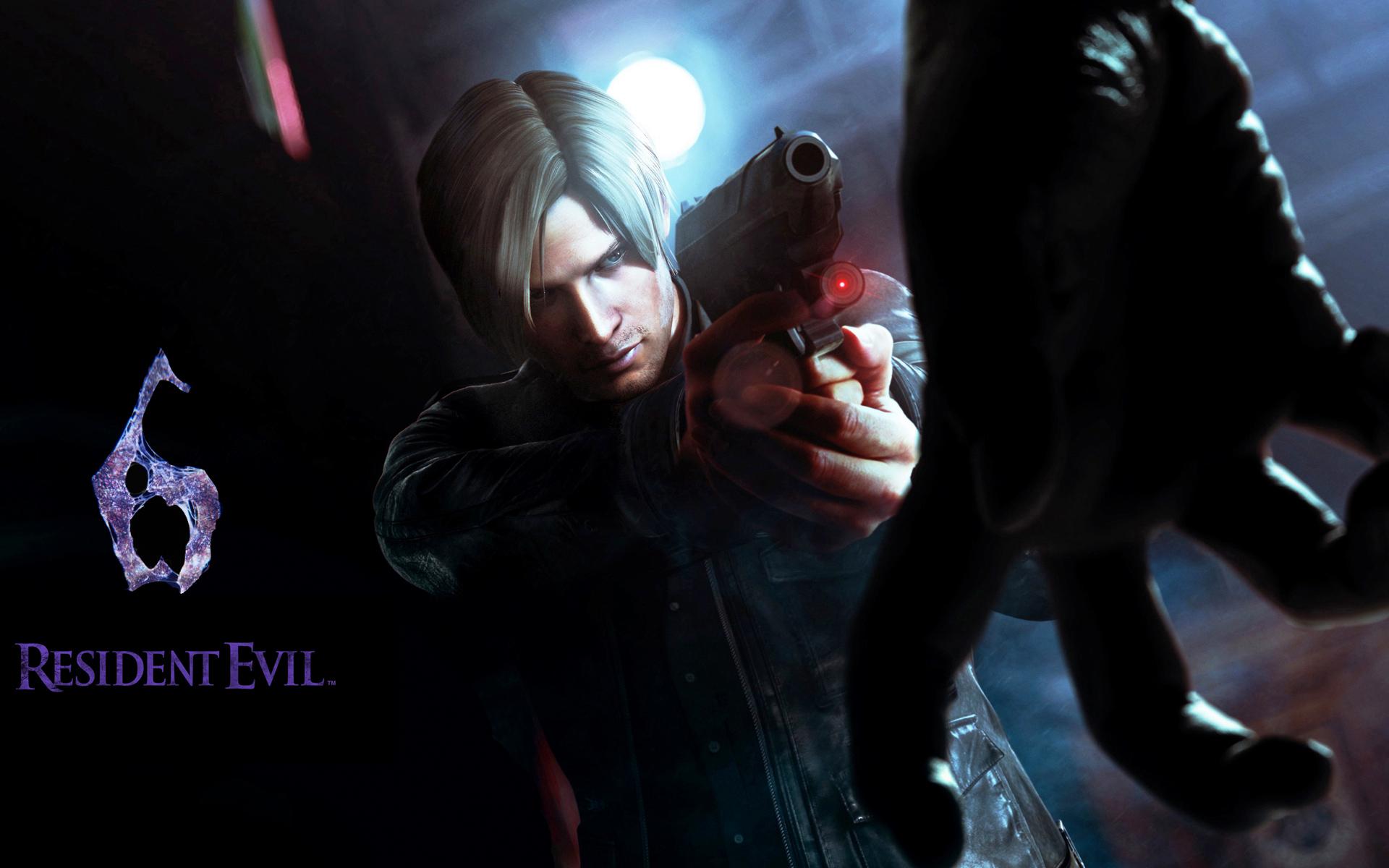 Resident Evil 6 Wallpaper Hd 45903 1920x1200px