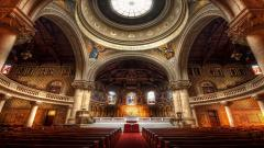 Beautiful Church Wallpaper 46306