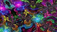 Colorful Crazy Wallpaper 45447