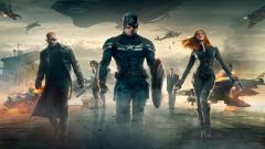 Fantastic Captain America Winter Soldier Wallpaper 46290