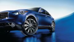Infiniti FX Up Close Wallpaper 47192