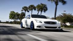 Infiniti Rolling Shot Wallpaper 47190