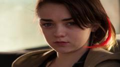Maisie Williams Face 48870